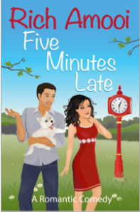 Five Minutes Late by Rich Amooi