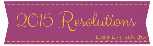 2015 New Year's Resolutions (1)