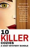 10 Killer Cozies