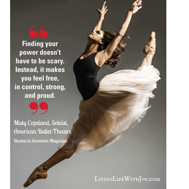 Image result for misty copeland quotes