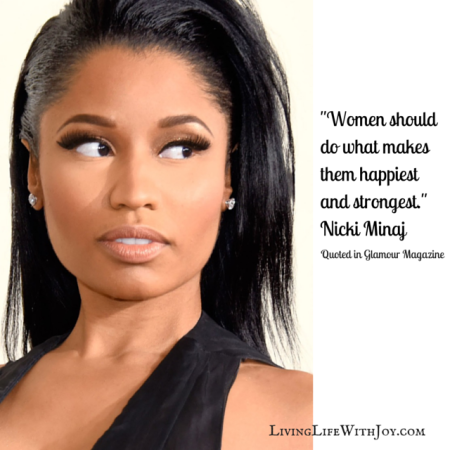 Nicki Minaj - Glamour