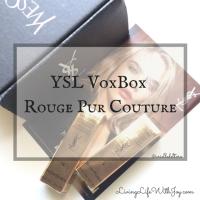 YSL #RoguePurCouture IG