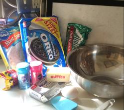 Cookie Recipe Ingredients