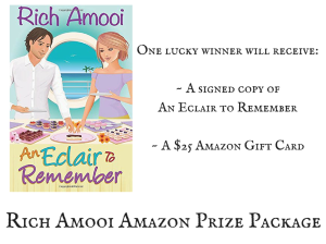 Rich Amooi Amazon Prize Package