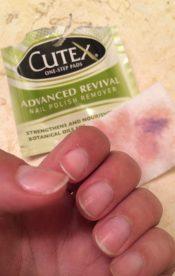 Cutex Remover | Arielle Deltoro