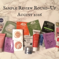 Sample Review Round-UpAugust 2016